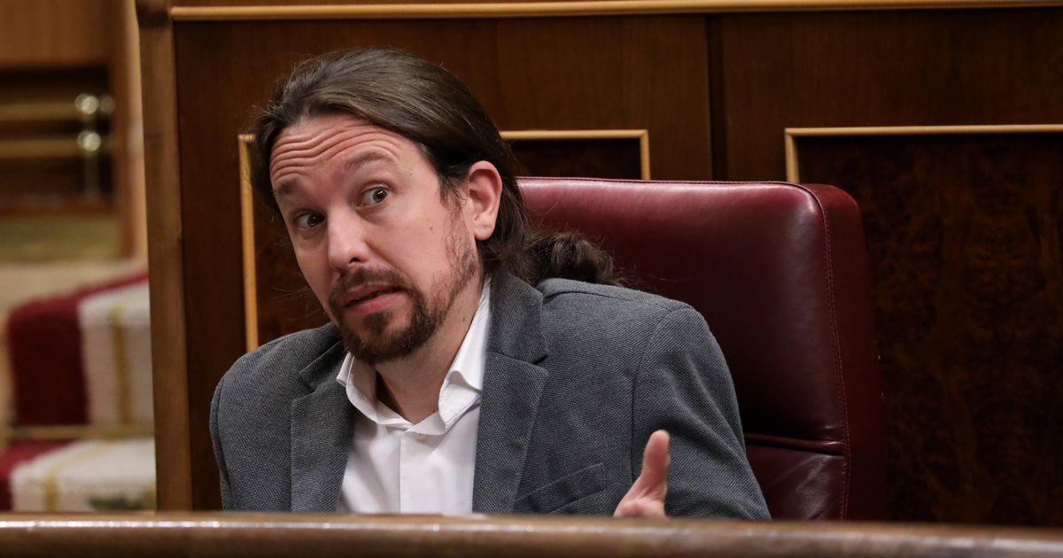 """Iglesias dice que Sánchez """"no quiso"""" formar Gobierno y ha cometido un """"error histórico"""""""