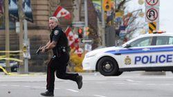 캐나다 국회의사당 총격...테러