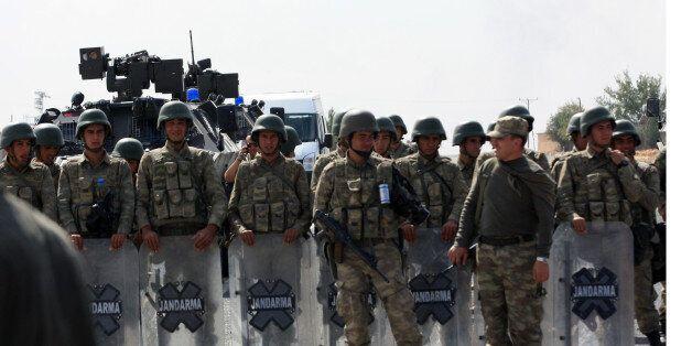 터키 '코바니 사태' 사망자 30명