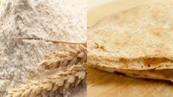 빵과 밀가루