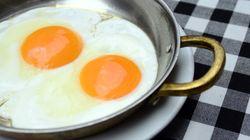 계란 후라이 절대로 망치지 않는