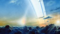 토성의 달 '미마스'에 지하 바다