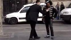 모르몬교 선교사 VS 거리 춤꾼 댄스 배틀!