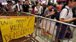 미국·영국 정부, 홍콩 시위대 지지 입장