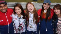 여자 크리켓 대표팀의 '아름다운
