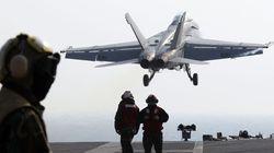 (속보) 미국, 시리아 IS 공습