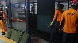 승객 보호위한 '스크린 도어' 오히려 안전사고