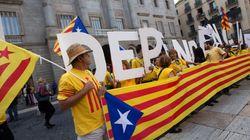 카탈루냐 독립 반대 의견이 더
