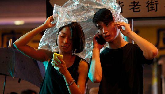 홍콩 시위현장을 생생히 보여주는 5개의