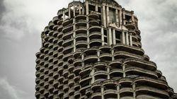방콕에는 49층짜리 '유령 타워'가