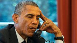 오바마, 시리아 공습 결정
