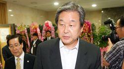 새누리당 김무성 대표, 씨름협회장에