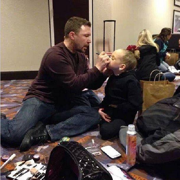 요즘 아빠들이 자녀를 사랑하는