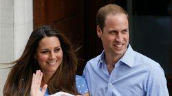 英 윌리엄 왕세손 부부, 둘째아이