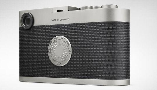 라이카 M3 60주년 기념 모델 공개! (사진,