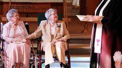 72년 동거한 레즈비언 커플,