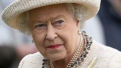 영국 여왕,
