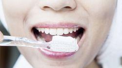 건강한 치아를 만드는 습관