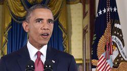 오바마, 시리아 공습