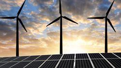 정부, 태양광·풍력발전 비중
