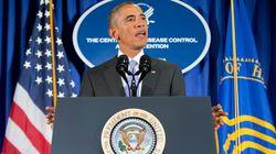오바마 '에볼라와의 전쟁' 미군 3000명