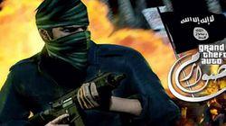 'GTA5'로 만든 IS의 대원모집