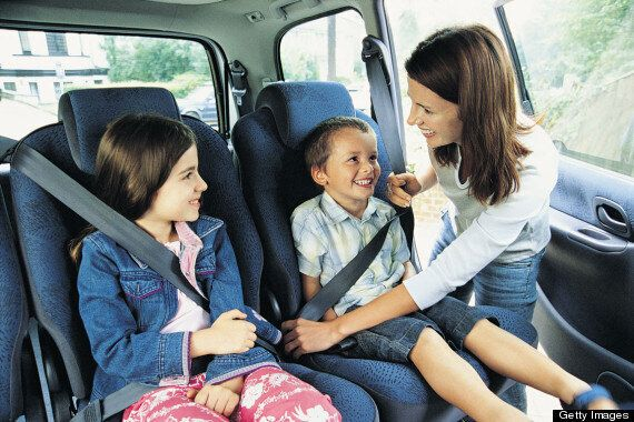 뒷좌석 안전벨트를 꼭 매야 하는 3가지