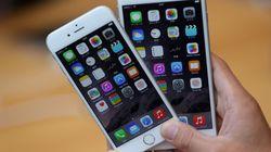 아이폰6 인기, 삼성 갤럭시 시장