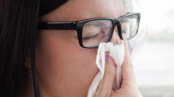 알레르기 비염일 때 지켜야 할 생활