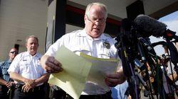 美미주리 경찰, 흑인 총격사망 수사