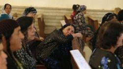 이라크 반군, 여성 수백명