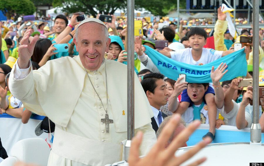 프란치스코 교황이 우리에게 남긴 5가지