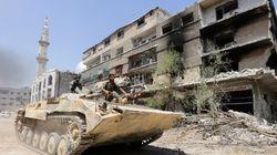 시리아 내전 사망자 급증...총 사망자 18만명
