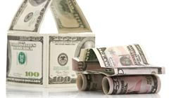 부동산대출 규제 풀었더니 집은 안 사고 생활비