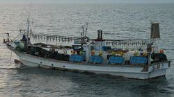 거제서 선박 전복 : 4명 사망 3명