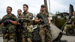 러시아 우크라이나 동부 침공?