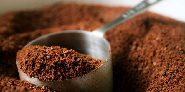 스마트한 원두커피 찌꺼기 재활용법