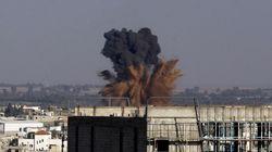 이스라엘 가자지구 공습 재개...10명