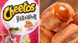 É para assustar? Cheetos lança salgadinho sabor Churros em edição especial para