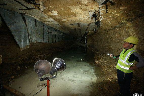석촌 지하도 바로 밑 80m 동공 '큰일날
