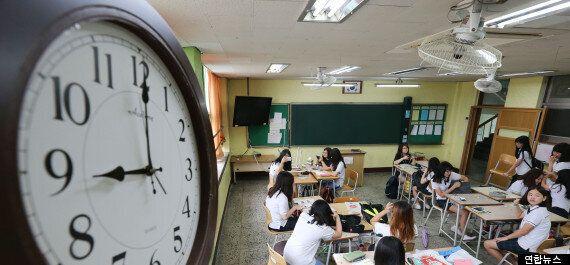 9시 등교: 비정상의 정상화 VS 학생들