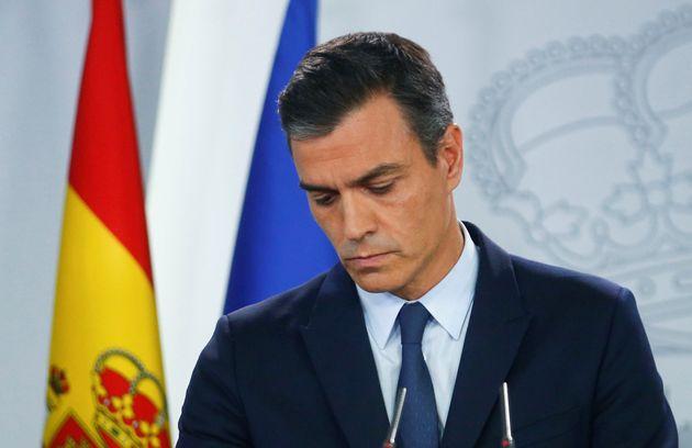 Pedro Sanchez, après la réunion avec le roi d'Espagne ce 17 septembre, a annoncé...