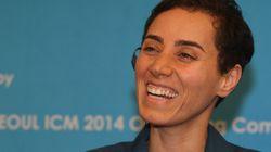 수학계 노벨상 '필즈상' 첫 여성 수상자