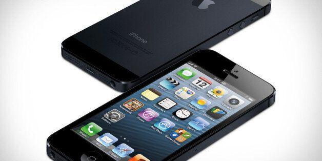 애플, 아이폰5 배터리 결함...무상