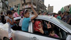 이스라엘-팔레스타인 무기한 휴전