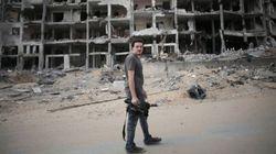 가자지구에서 AP 기자