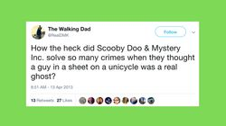 30 Funny Tweets About Scooby-Doo, From Parents Who Have