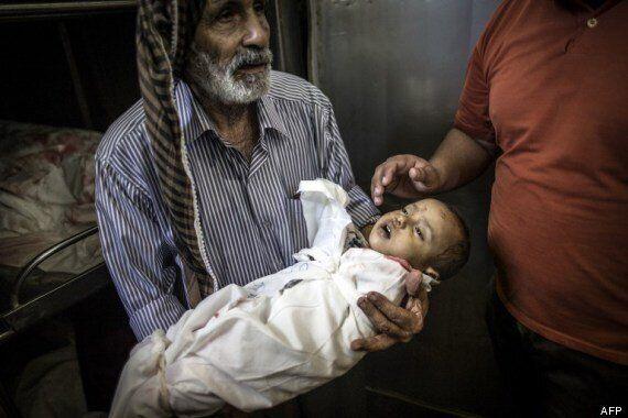 이스라엘 UN시설에도 포격...최소 15명