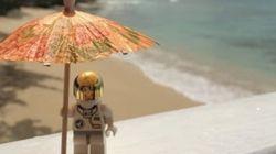 레고와 함께 떠난 세계