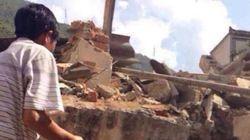 中 윈난 6.5 지진에 대규모 피해 : 300여명